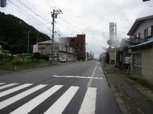 奥尻町役場周辺